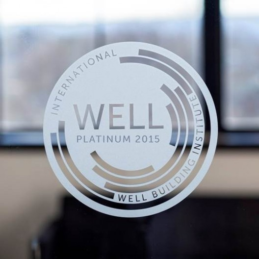 WELL Sticker-White Translucent