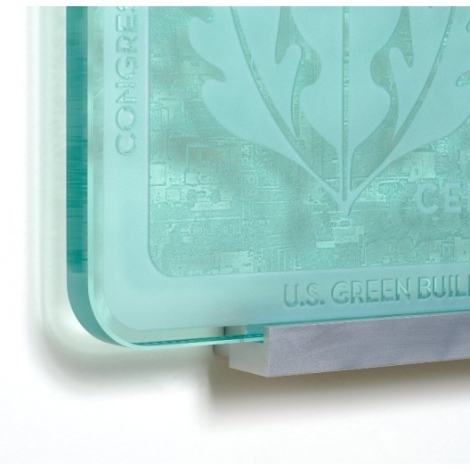 """Type C for Square Plaque 3/4"""" Thick"""