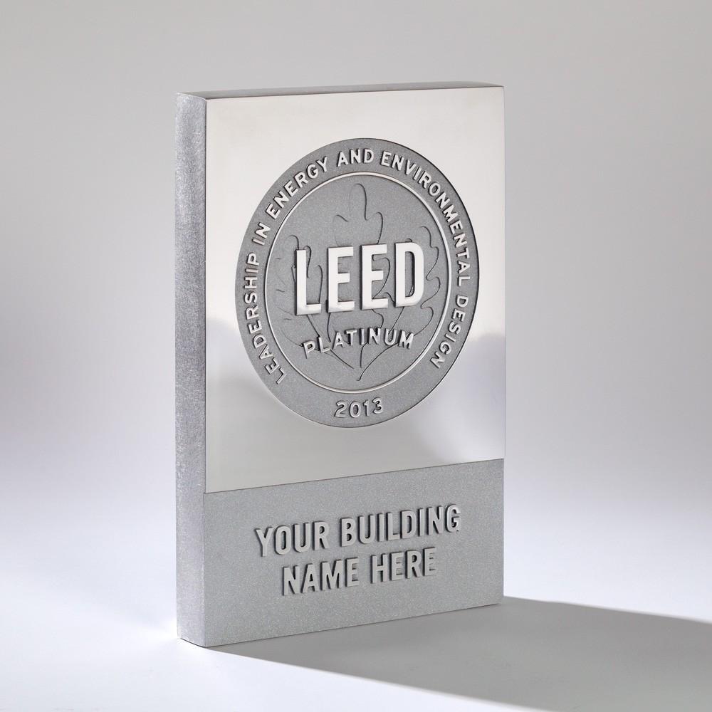 aluminum dedication plaque aluminum plaques displays. Black Bedroom Furniture Sets. Home Design Ideas