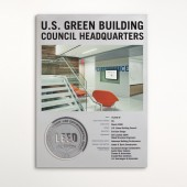 LEED Information Display Plaque