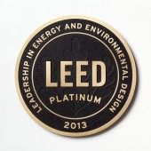 Engraved Brass Plaque - Brushed Finish