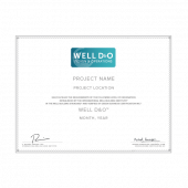 WELL Certificates: Design & Operations