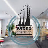 Wired Certification Sticker-2 color - USA