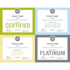 LEED Certificate Orders