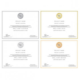 WELL Certificates: CORE Projects